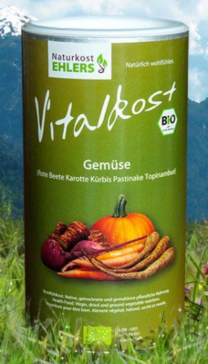 Vitalkost Amaranth und Quinoa: Gemüse — 375 g