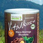 Vitalkost Amaranth und Quinoa, Gekeimtes Korn: Maca Moringa Rhodiola — 250 g