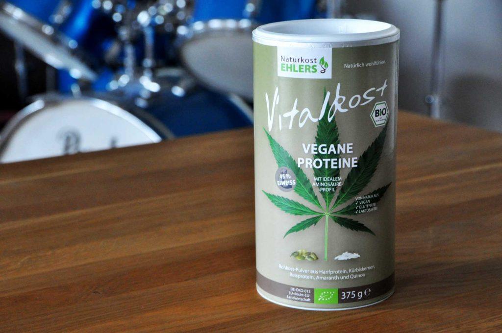 Naturkost Ehlers Vegane Proteine
